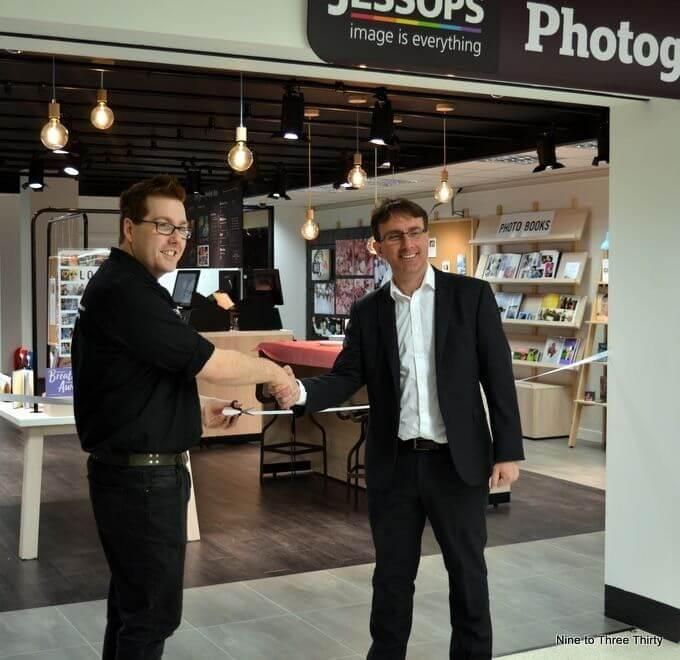jessops store opening