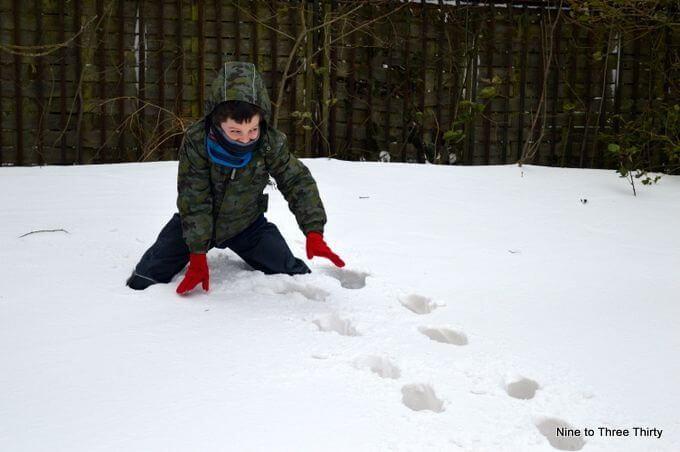 snow drift fun