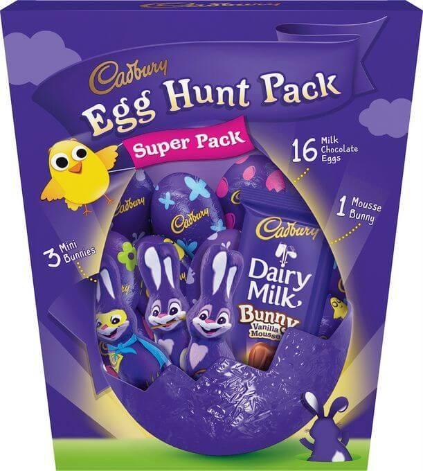 egg hunt pack