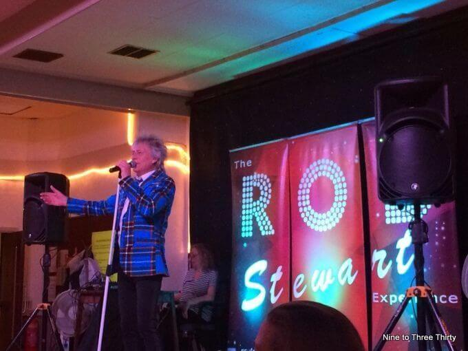 rod stewart tribute band