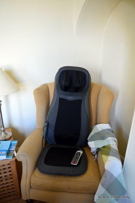 Naipo massage chair