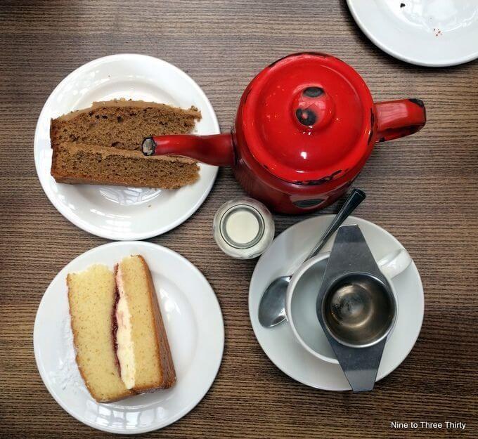cakes edwardian tea room