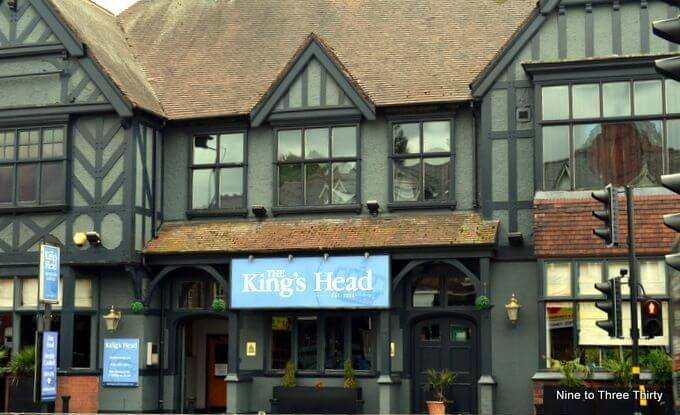 Kings Head Harborne