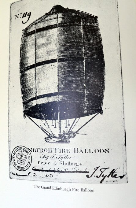 Great Edinburgh Fire Balloon