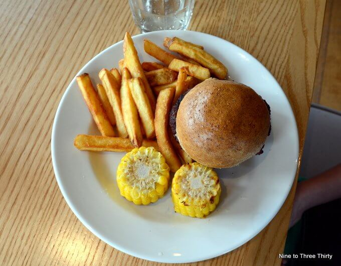 childs burger