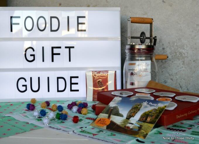 foodies gift guide