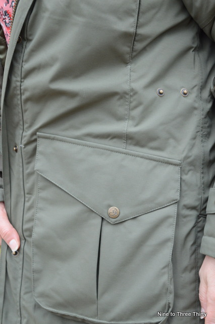 coat pockets