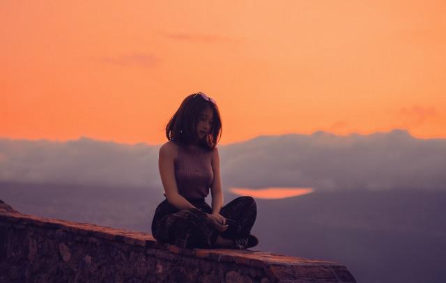 yoga calm meditation