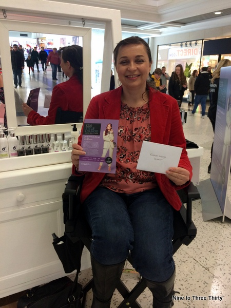 makeover at telford shopping centre