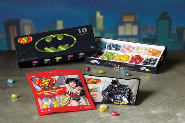 Jelly Belly DC Comics Super Hero