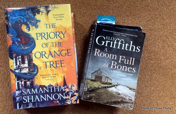 priory of the orange tree book