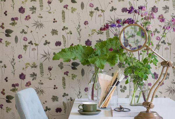 intricate wallpaper