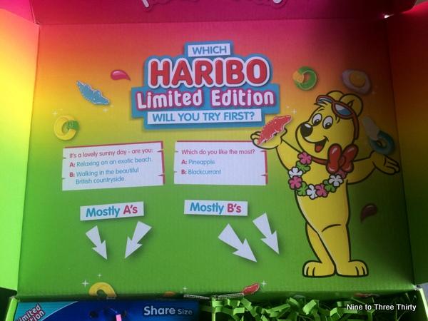 haribo special edition