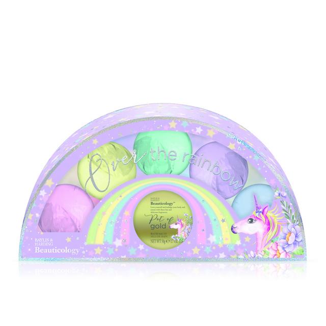 Beauticology Unicorn Rainbow Fizzers
