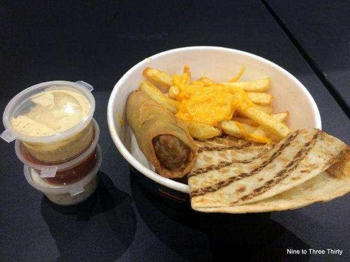 starters german doner kebab
