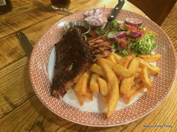 chicken ribs