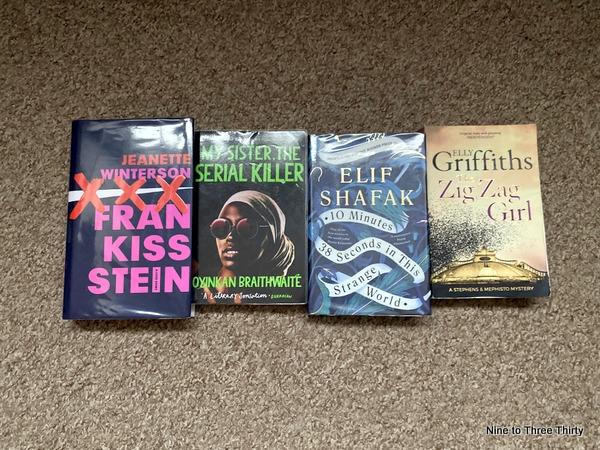 Books I'm readin