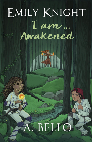Emily Knight I Am Awakened