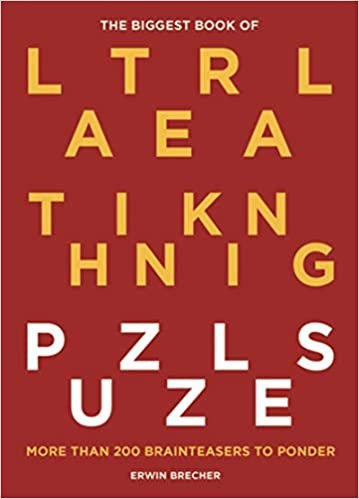 lateral thinking puzzles book