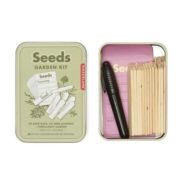 seeds garden kit