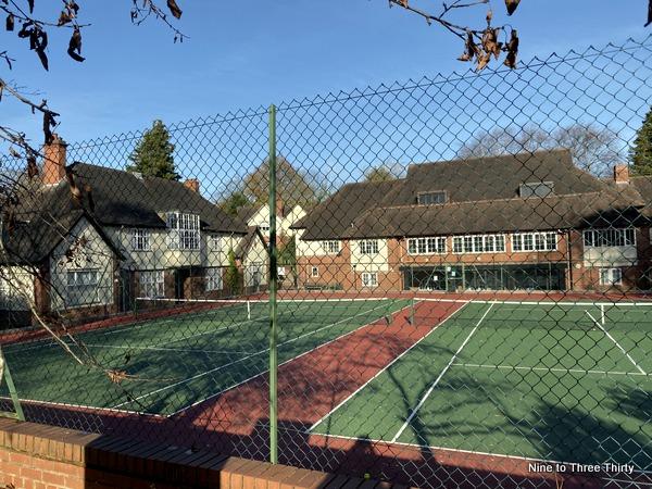 moor pool tennis courts harborne