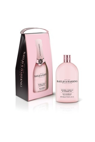 Baylis & Harding Jojoba, Vanilla & Almond Oil Bath Bubbles
