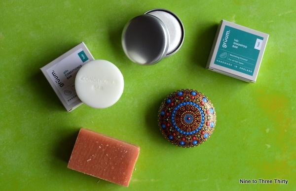 gruum bar soaps shampoo conditioner